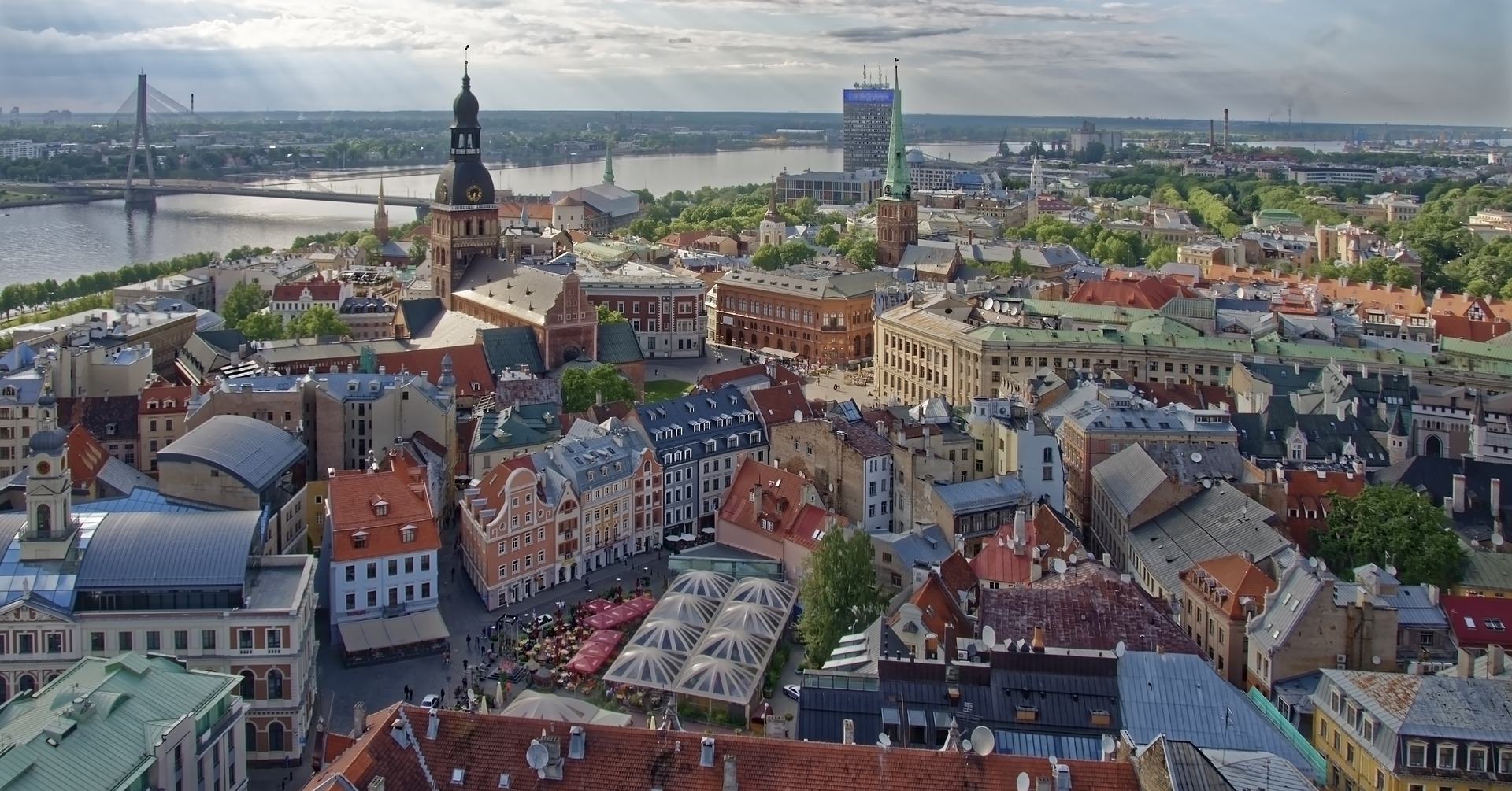 riga capitale lettonia