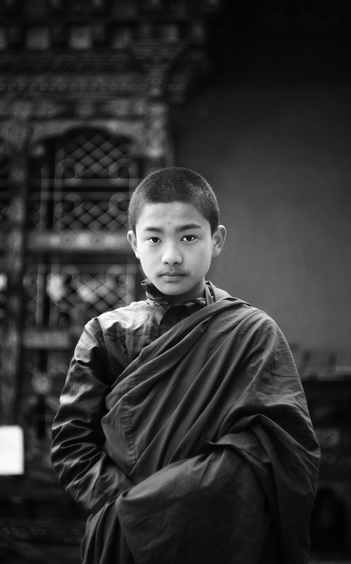 bhutan monaco buddista