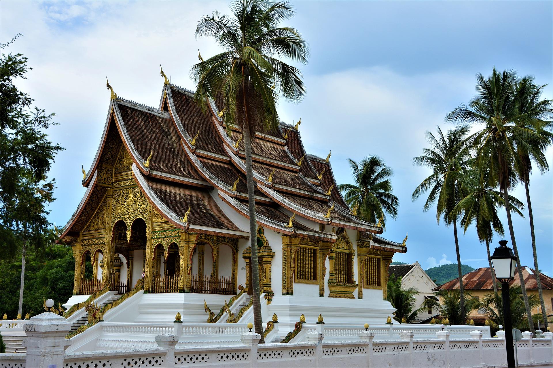 laos cosa vedere pagoda