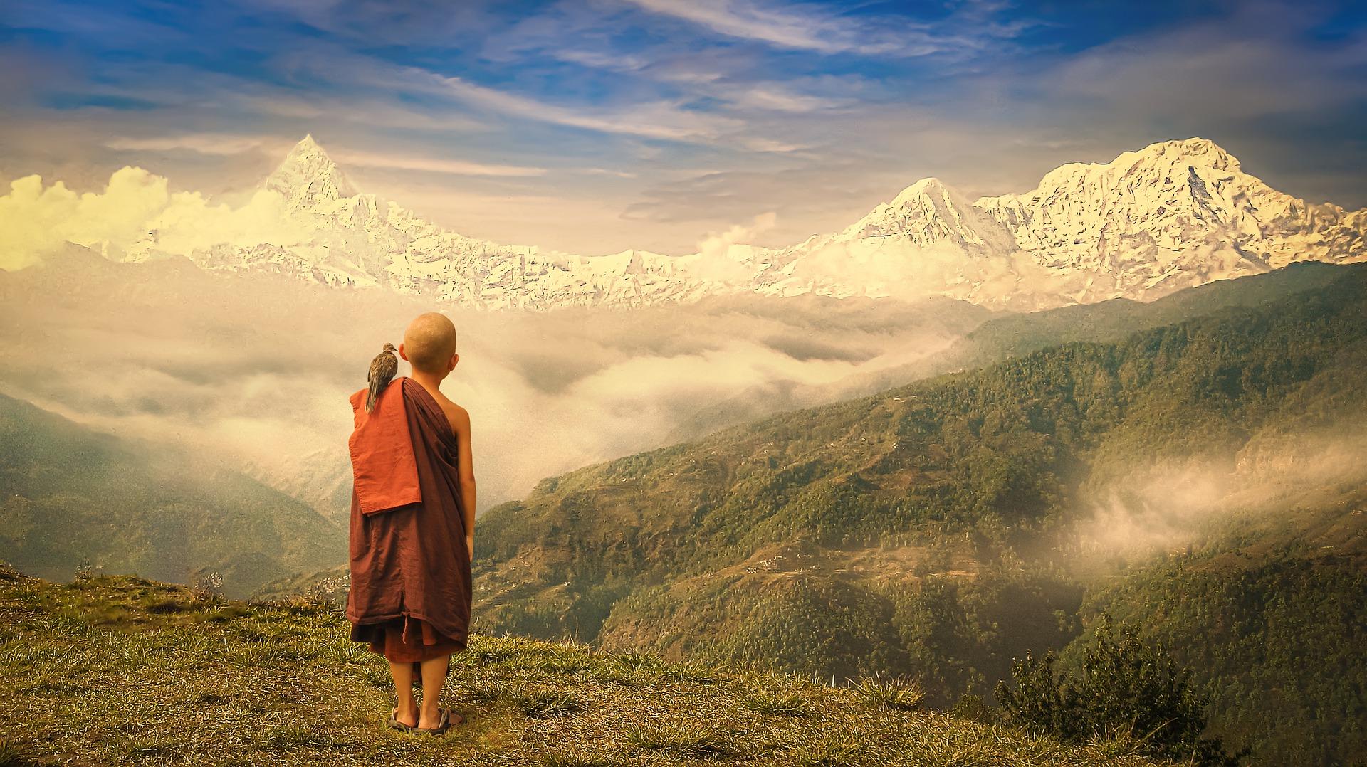 nepal guida viaggi panorama