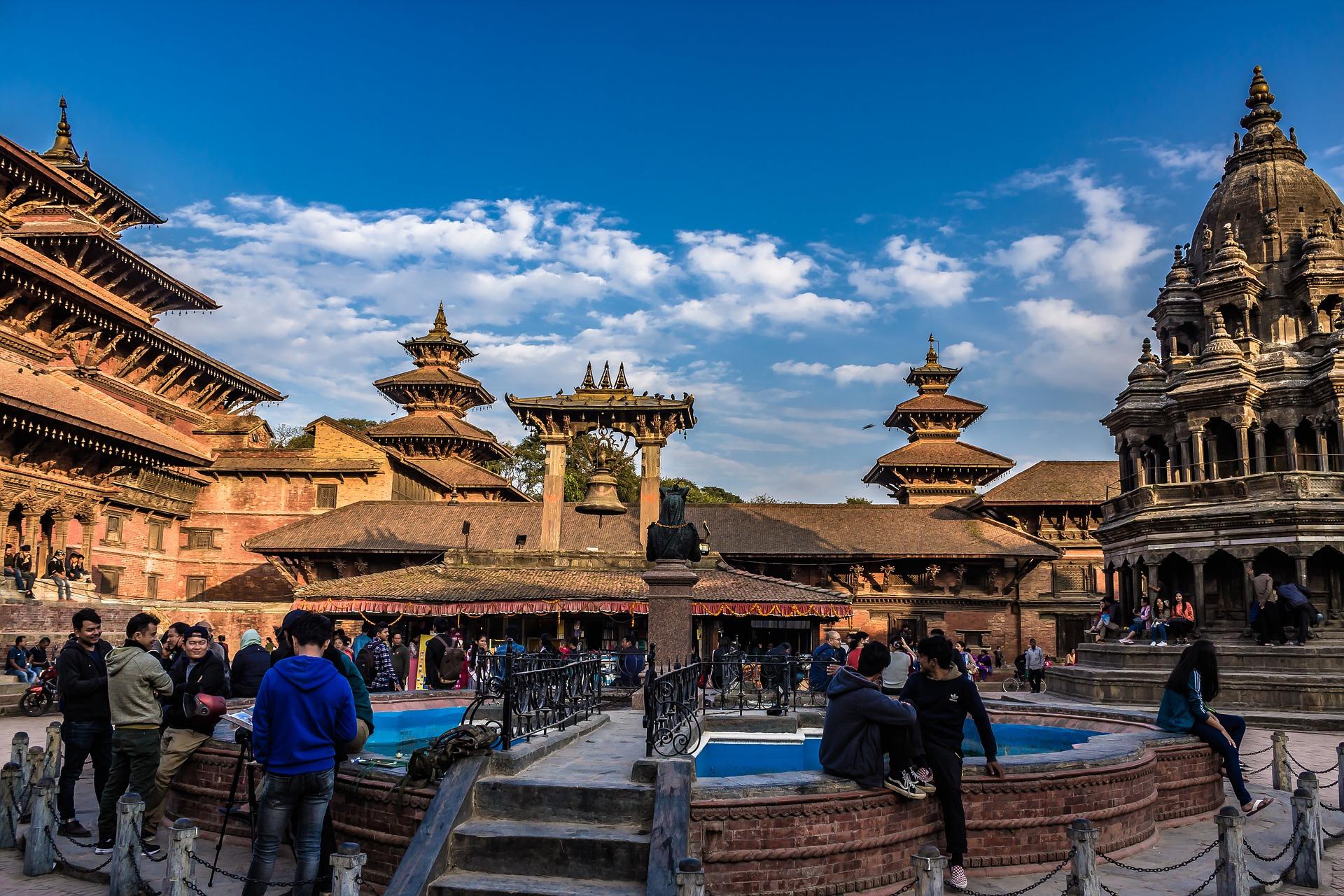 Nepal guida viaggi patan