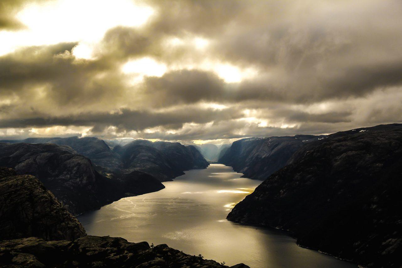 tour nei fiordi
