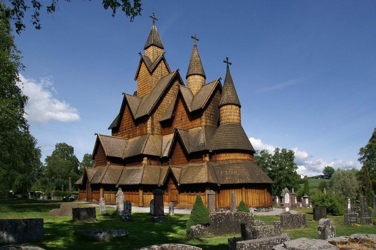 chiesa vichinga norvegia oslo