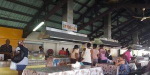 Marshe Bieu è il vecchio mercato di curacao