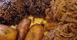 Cucina Creole Piatto Congrì