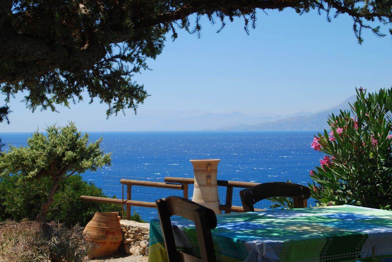 Creta panorama da Taverna