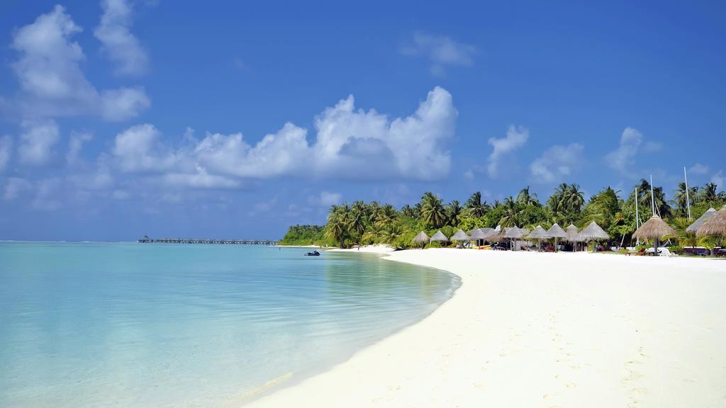 spiaggia maldive sun island